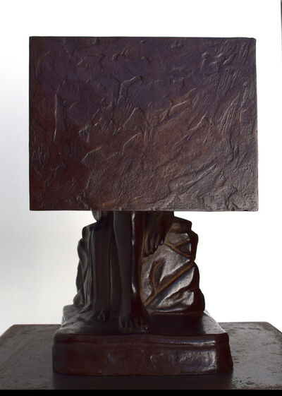 Sacha Sosno, 'Petite tête carrée', 1981