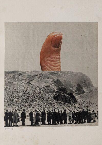 Sergio Barletta, 'Collage', 1975