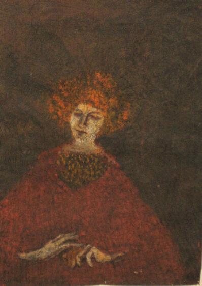 Zoran Antonio Mušič, 'Ida', 1987