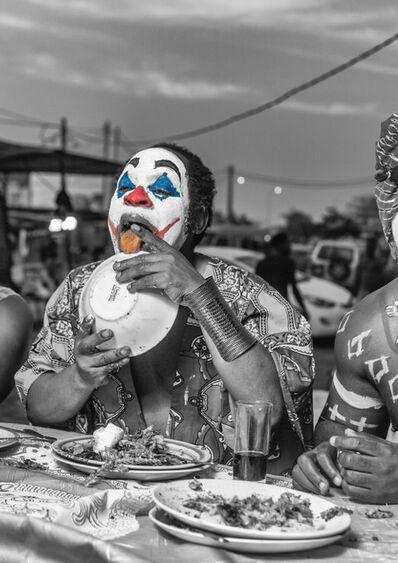 Thó Simões, 'O banquete 5', 2021