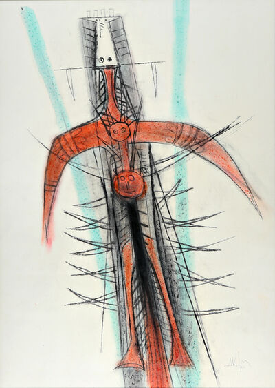 Wifredo Lam, 'Untitled ', 1970