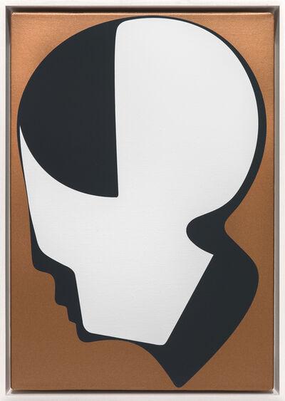Albrecht Schnider, 'Ohne Titel (Profil Kupfergrund)', 2014
