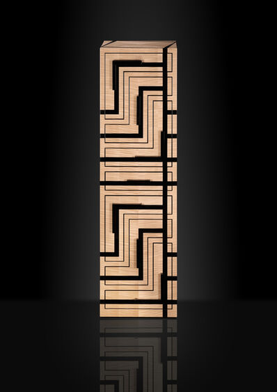 """Eckhard Beger, 'Chest of drawers """"Labyrinth""""', 2014"""