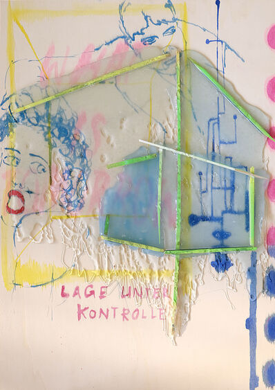 Birgit Brenner, 'Kontrolle', 2018