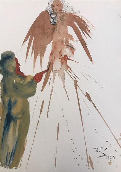 Salvador Dalí, '4-18 Pure offering', 1969