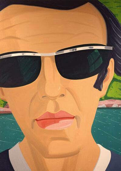 Alex Katz, 'Alex, Self-Portrait', 1970