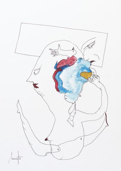 Antonio Beneyto, 'Personajes Postistas 02', 2013