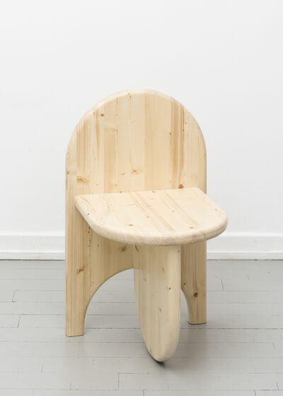 Butternutten AG, 'Toilet Chair ', 2017