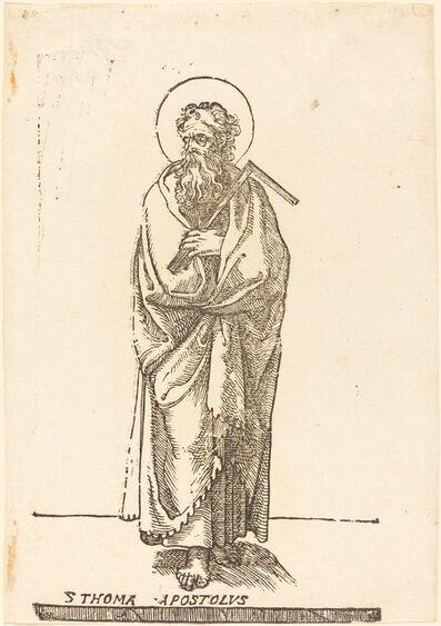 Jacques Stella, 'Saint Thomas'