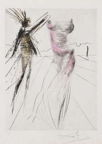 Salvador Dalí, 'Le Buste', 1968/1969