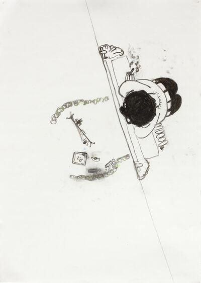 Helene Billgren, 'man tittar på barn', 1990-1999
