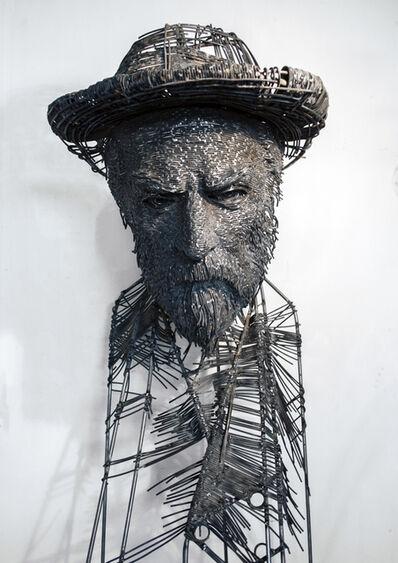 Darius Hulea, 'George Cosbuc , Romanian writer', 2017
