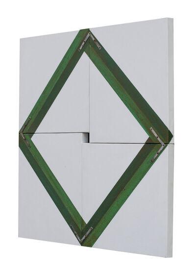 Fu Shuai 付帅, 'Dislocation - Connection 13  错位-连接13', 2017