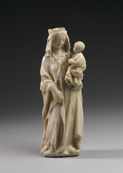 Anonymous, 'Madonna and Child', France (Ile de France)-circa 1350