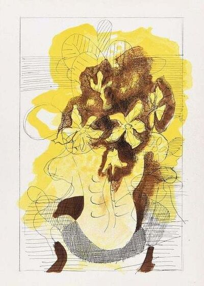 Georges Braque, 'Bouquet ', 1955