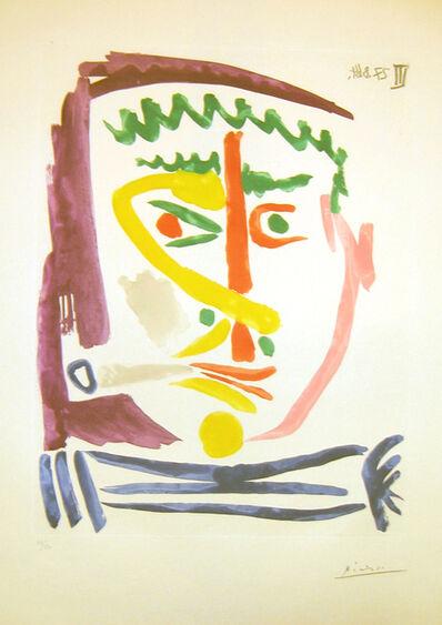Pablo Picasso, 'Fumeur', 1964