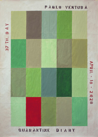 Paolo Ventura, 'Quarantine Diary (37th Day)', 2020