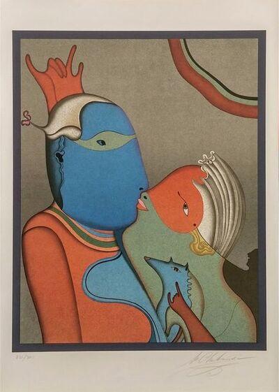 Mihail Chemiakin, 'ANONYMOUS KISS', UNKNOWN