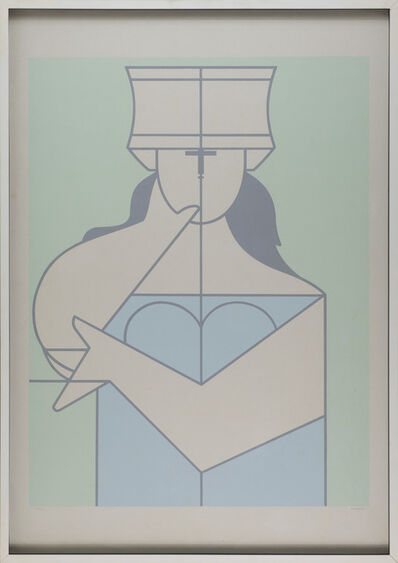 Milton Dacosta, 'Untitled', ca. 1970
