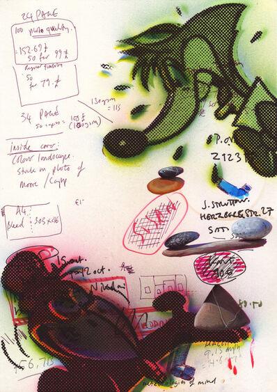 Paul McDevitt, 'Notes to Self (19 Nov 12)', 2012