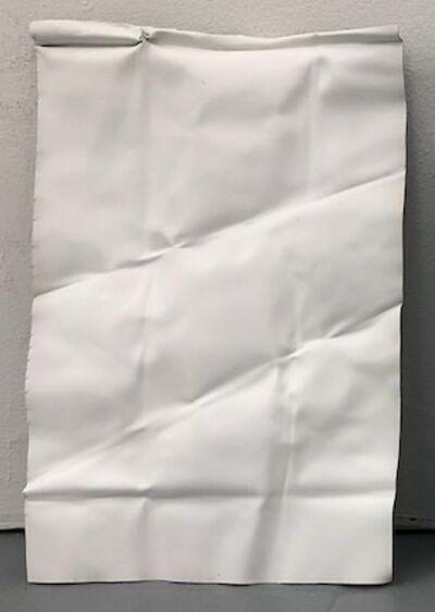 Kai Richter, 'Metal sheet', 2018