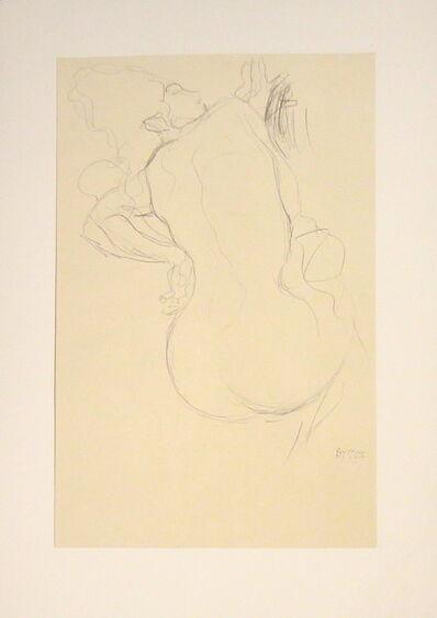 Gustav Klimt, 'Untitled II.X', 1964