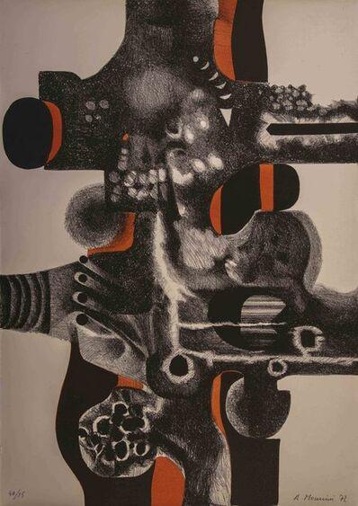 Alvaro Monnini, 'Viaggio all'interno', 1972