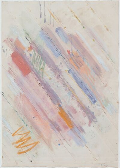 Kenneth Noland, 'Untitled', 1983