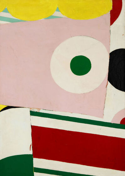 Knox Martin, 'She (untitled) ', 1963-1965