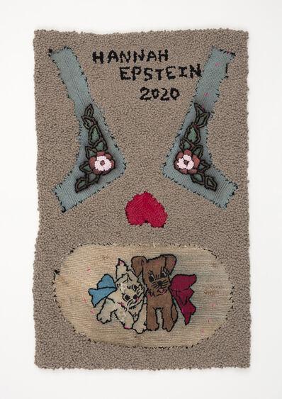 Hannah Epstein, 'Hannah Epstein 2020', 2020