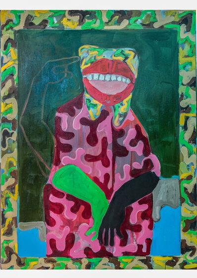 Gresham Tapiwa Nyaude, 'The Famous Prodigal', 2017