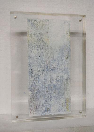 Satoshi Hashimoto, 'WHITE NOTE: ALBERTO GIACOMETTI', 2018