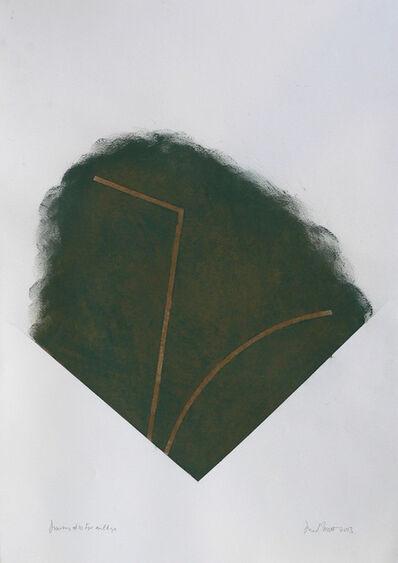 David Tremlett, 'Drawing #10 for an Edge', 2003