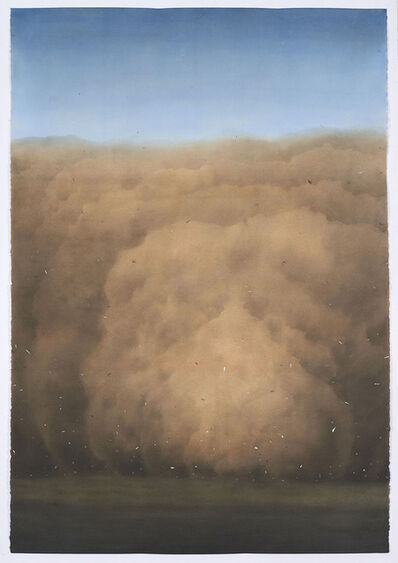 Ali Kazim, 'Untitled (Storm series)', 2018
