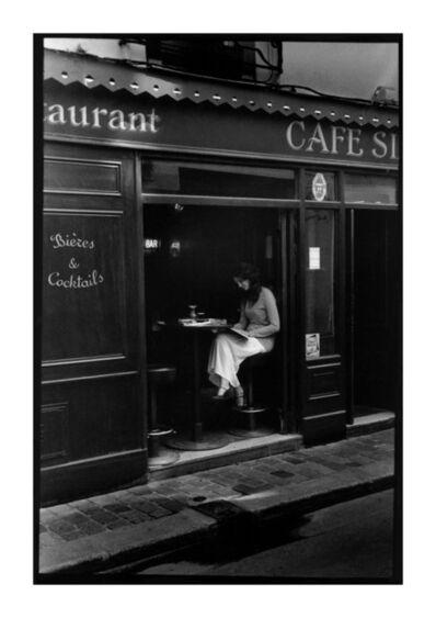 Jean Luc Olezak, 'Jeune femme dans un bar (Young woman in a cafe)', 2006