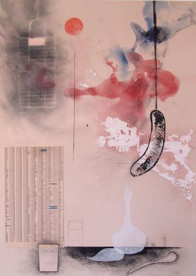 Luca Francesconi, 'Primo maggio fumo, gradella, speranza e iPod', 2012