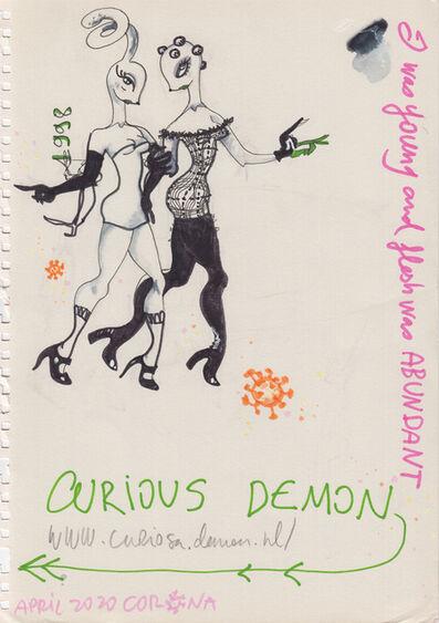 Itziar Bilbao Urrutia, 'Curious Demon', 1998-2020