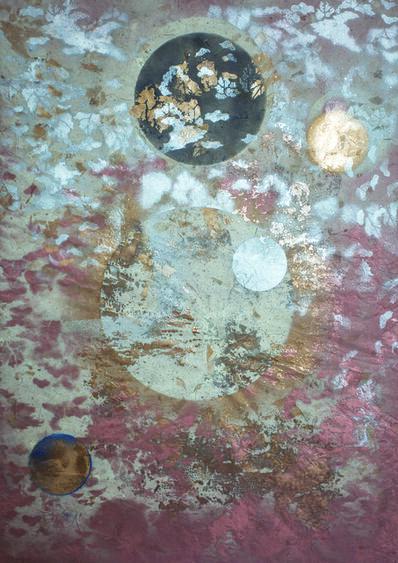 Kiyomi Baird, 'Cosmic Storm', 2018