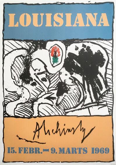 Pierre Alechinsky, 'Louisiana', 1969
