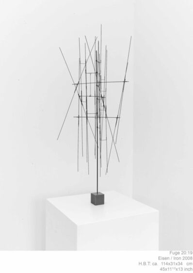 Knopp Ferro, 'Fuge 20:19', 2008