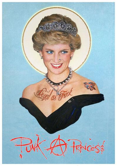 Illuminati Neon, 'Punk Princess (A1)', 2020