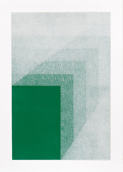 Christopher Iseri, 'Emerald Green', 2017