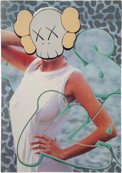 KAWS, 'KAWS x Undercover (2)', 1999