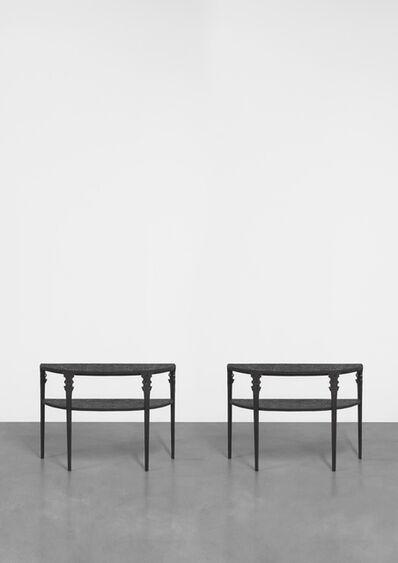 Ingrid Donat, 'Console Arko (Pair)', 2016