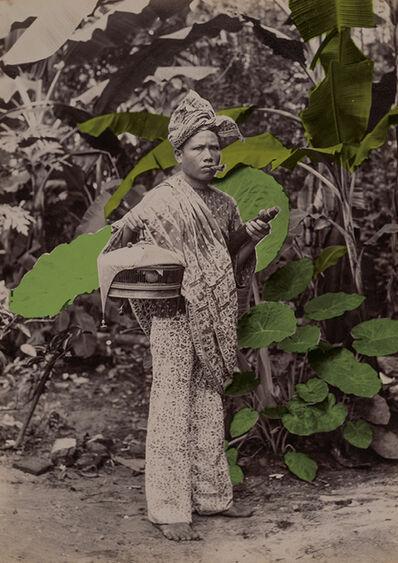 Ellie Uyttenbroek (Exactitudes), 'LIBERTY (naar: Gustav Richard Lambert & Co., Indonesië, 1883-1918), ETNOMANIE © Nederlands Fotomuseum / Wereldcollectie '