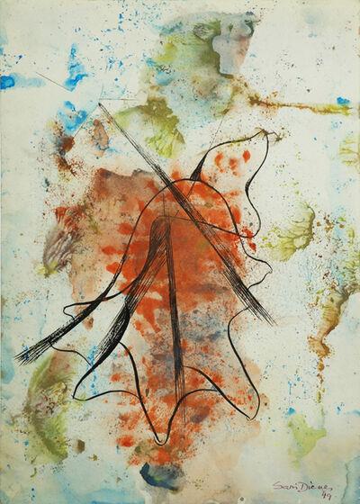 Sari Dienes, 'Under Cover', 1949