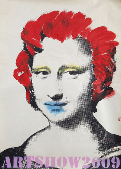 Mr. Brainwash, 'Mona Lisa', 2009