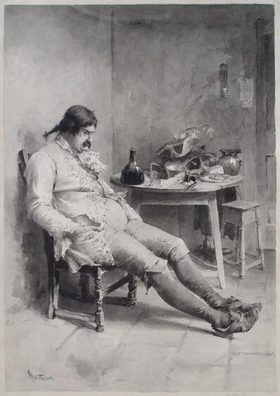 William Ladd Taylor, 'Barry Lyndon, Esq.', ca. 1896