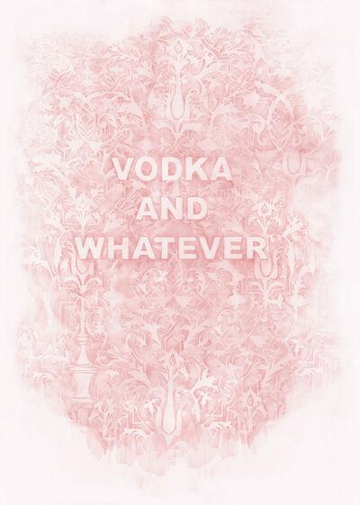 Amanda Manitach, 'Vodka and Whatever', 2020