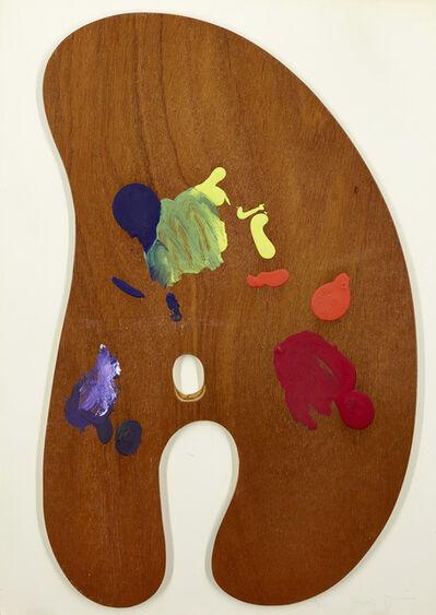 Jim Dine, 'Palette I', 1969